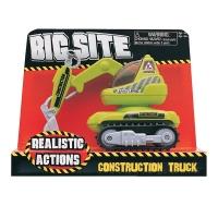 Construction - экскаватор
